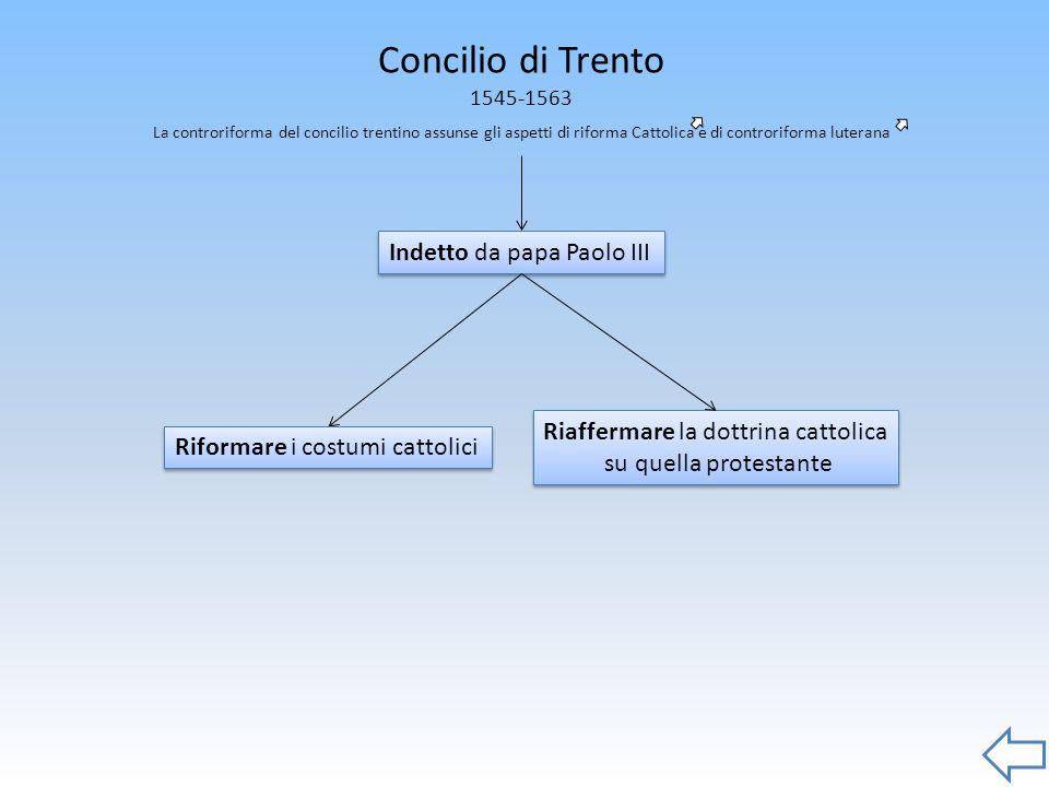 Riaffermare la dottrina cattolica su quella protestante