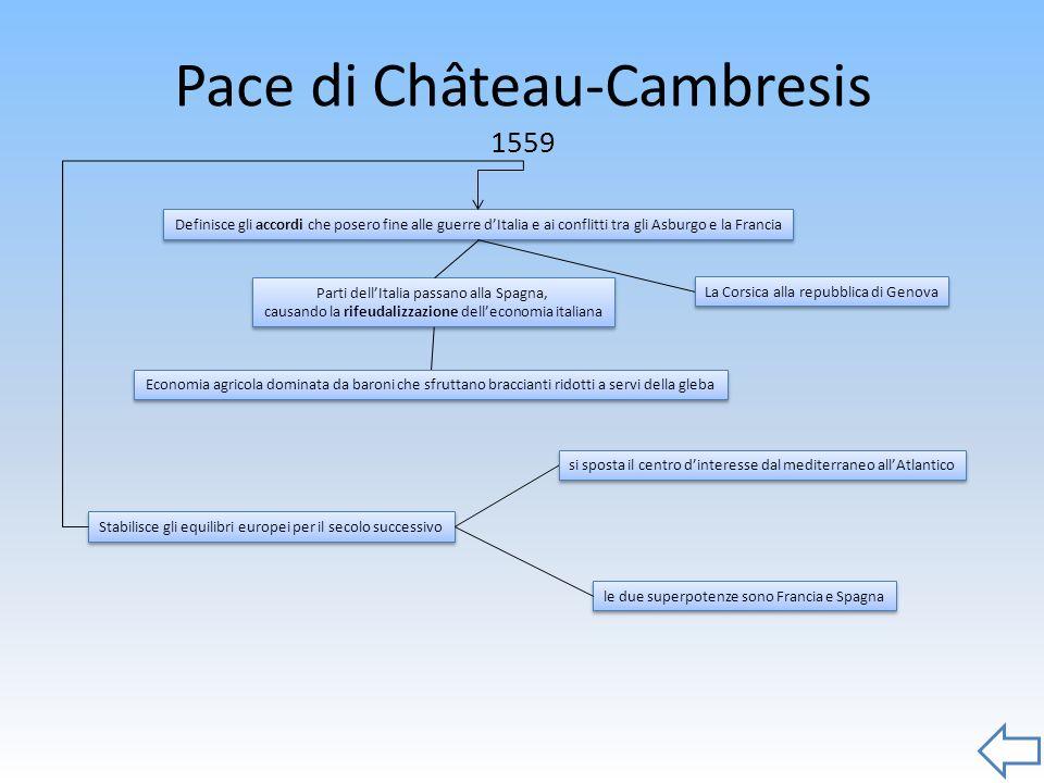 Pace di Château-Cambresis 1559