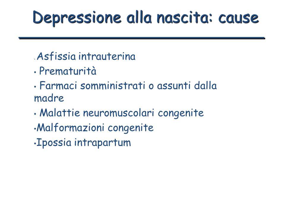 Depressione alla nascita: cause