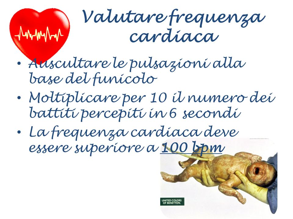 Valutare frequenza cardiaca