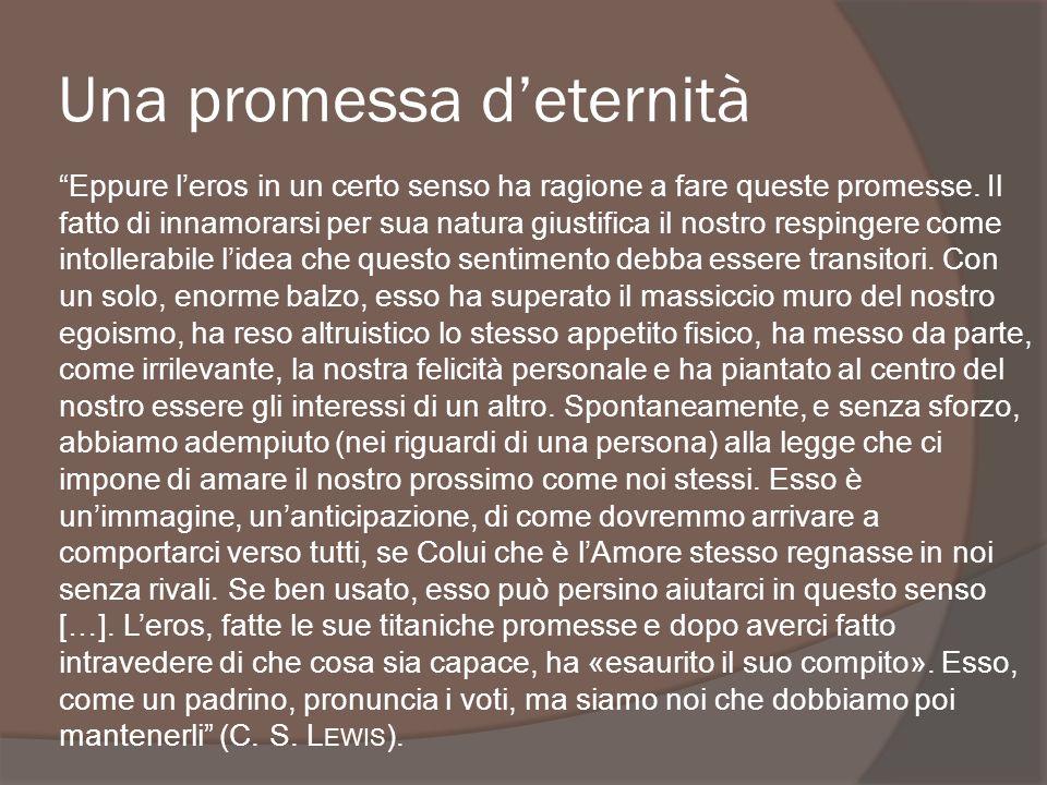 Una promessa d'eternità