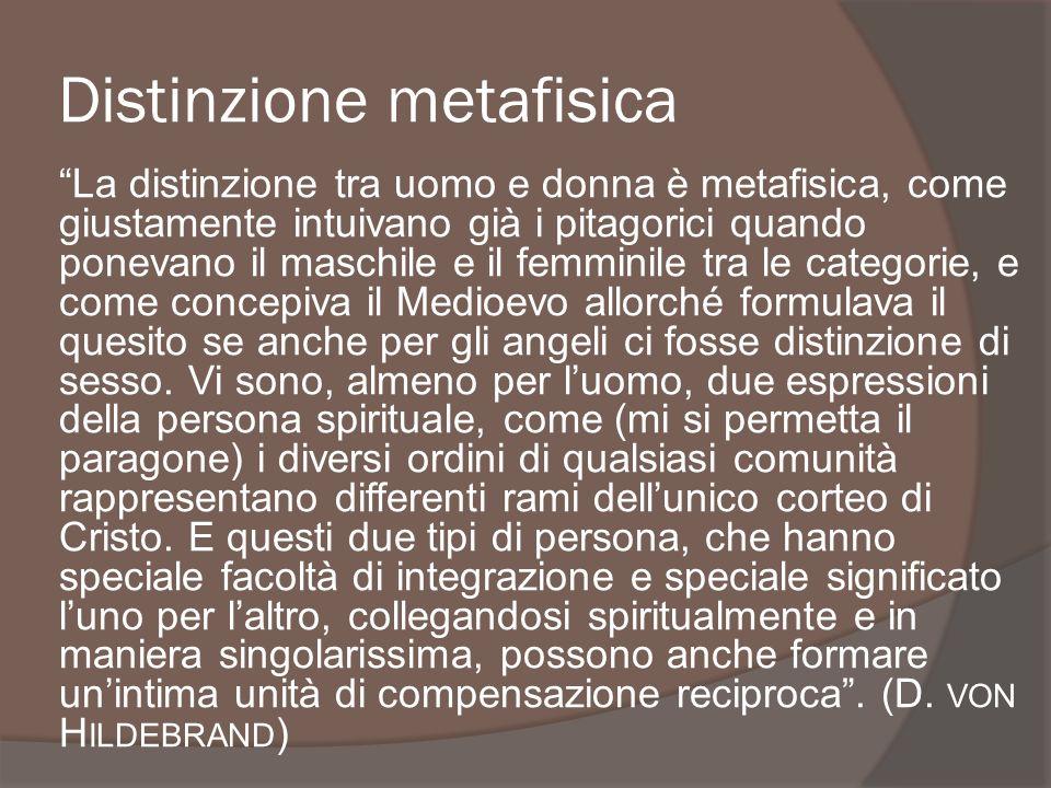 Distinzione metafisica