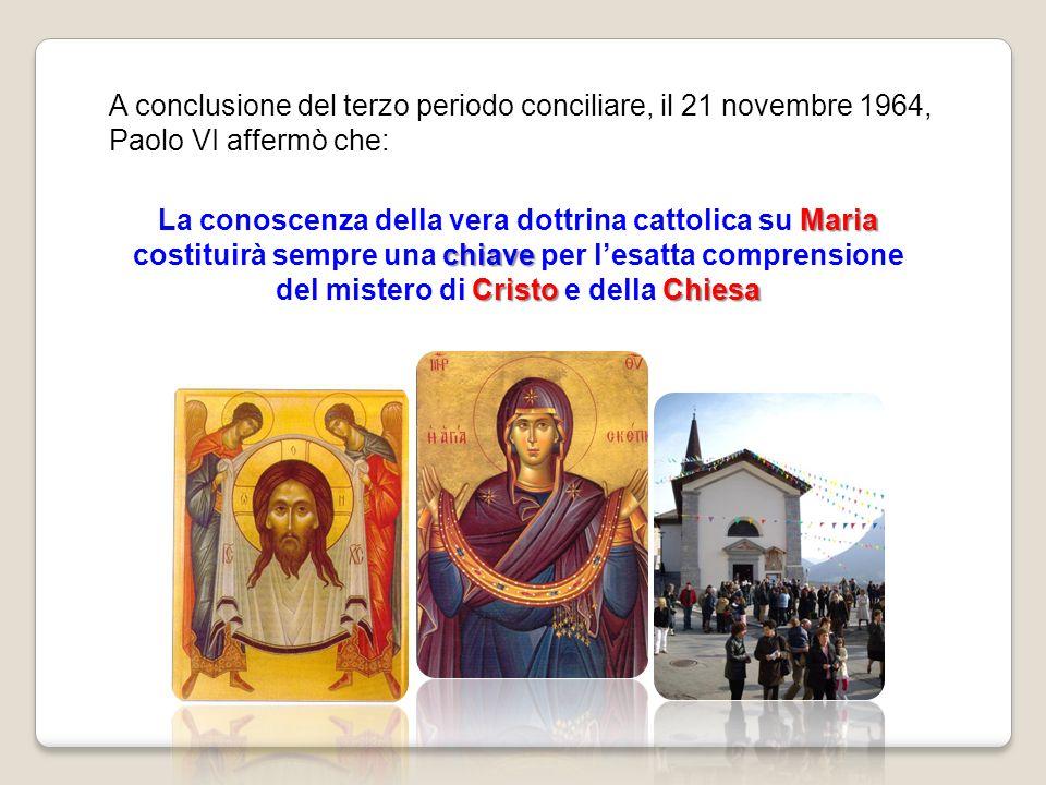 del mistero di Cristo e della Chiesa