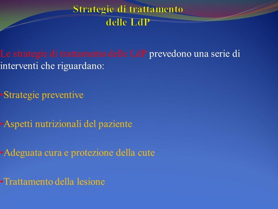Strategie di trattamento delle LdP