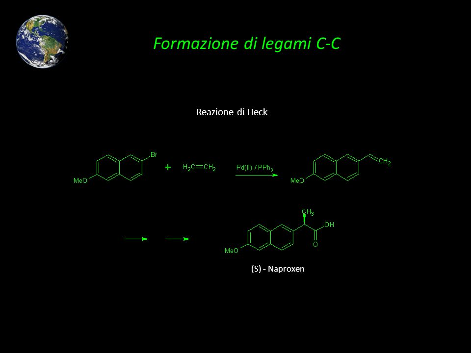 Formazione di legami C-C