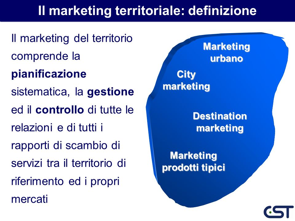 Il marketing territoriale: definizione