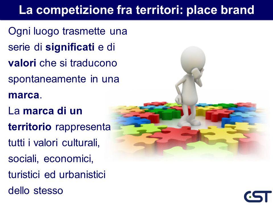 La competizione fra territori: place brand