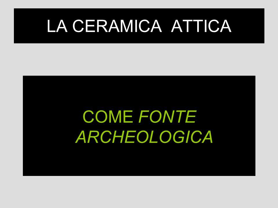 COME FONTE ARCHEOLOGICA