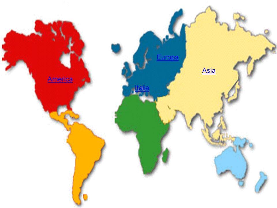 Europa Asia America Italia