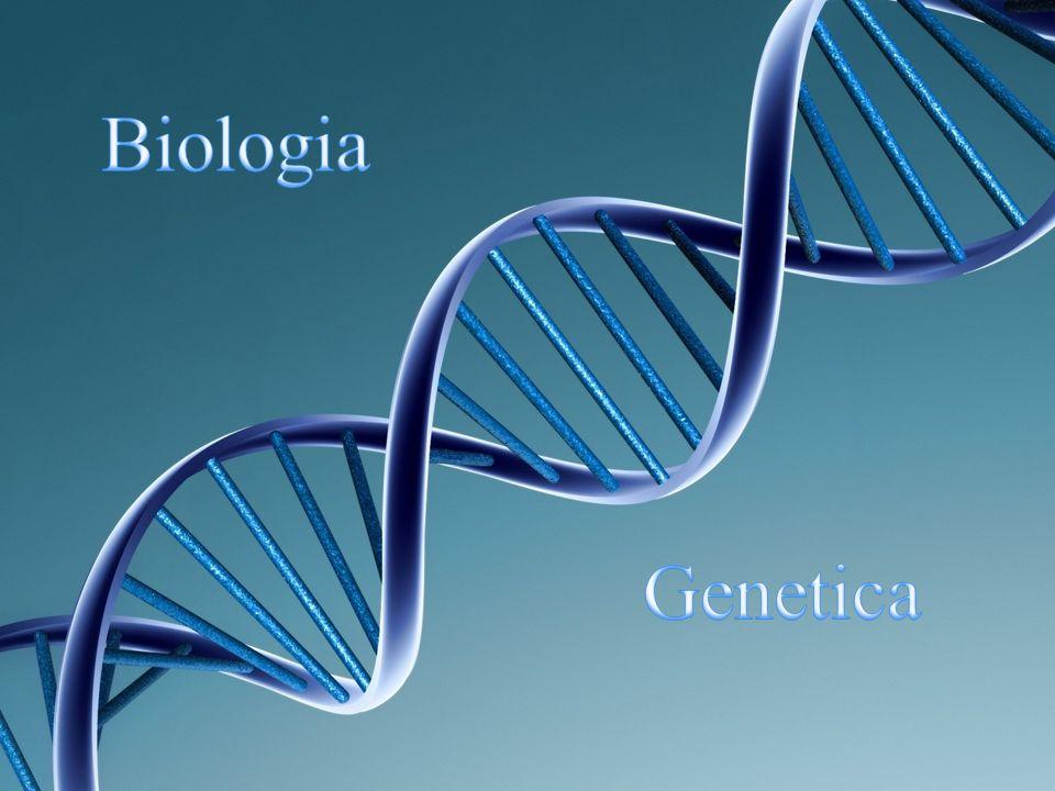 Biologia Genetica