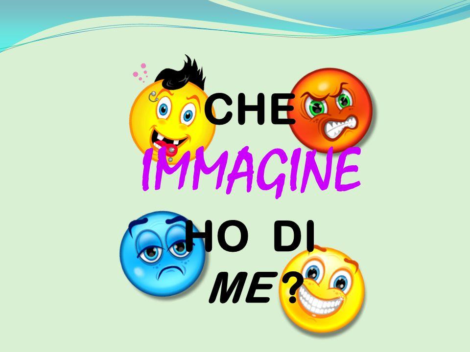 CHE IMMAGINE HO DI ME