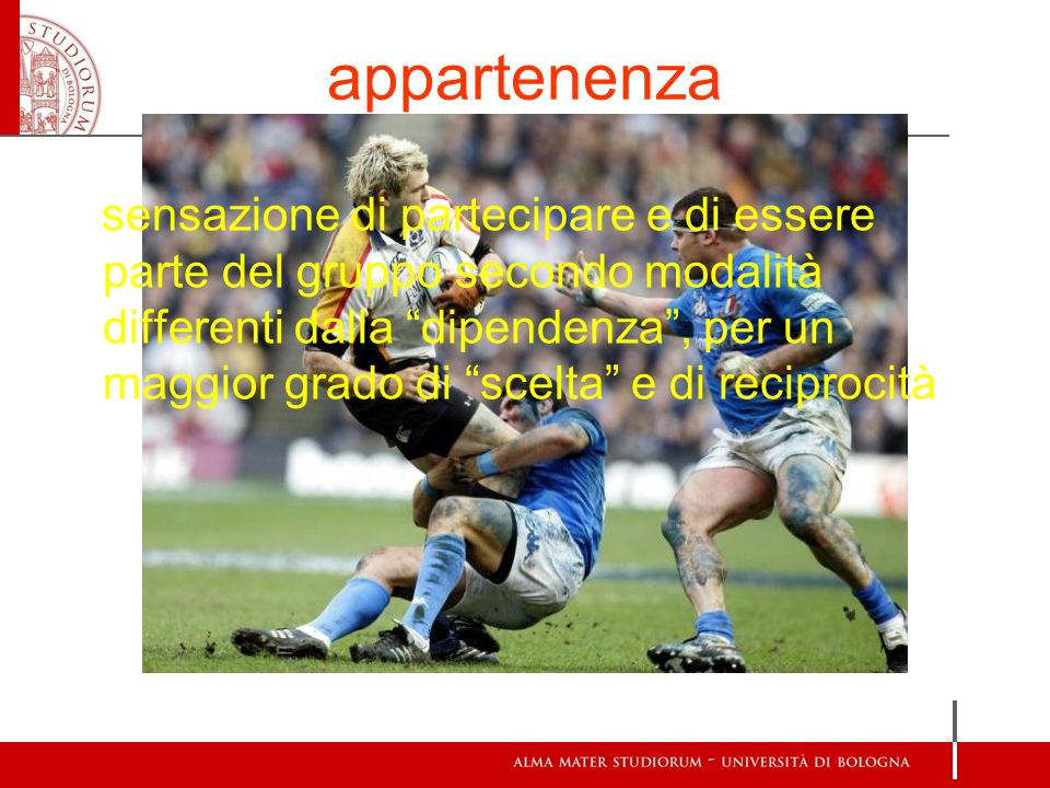 appartenenza
