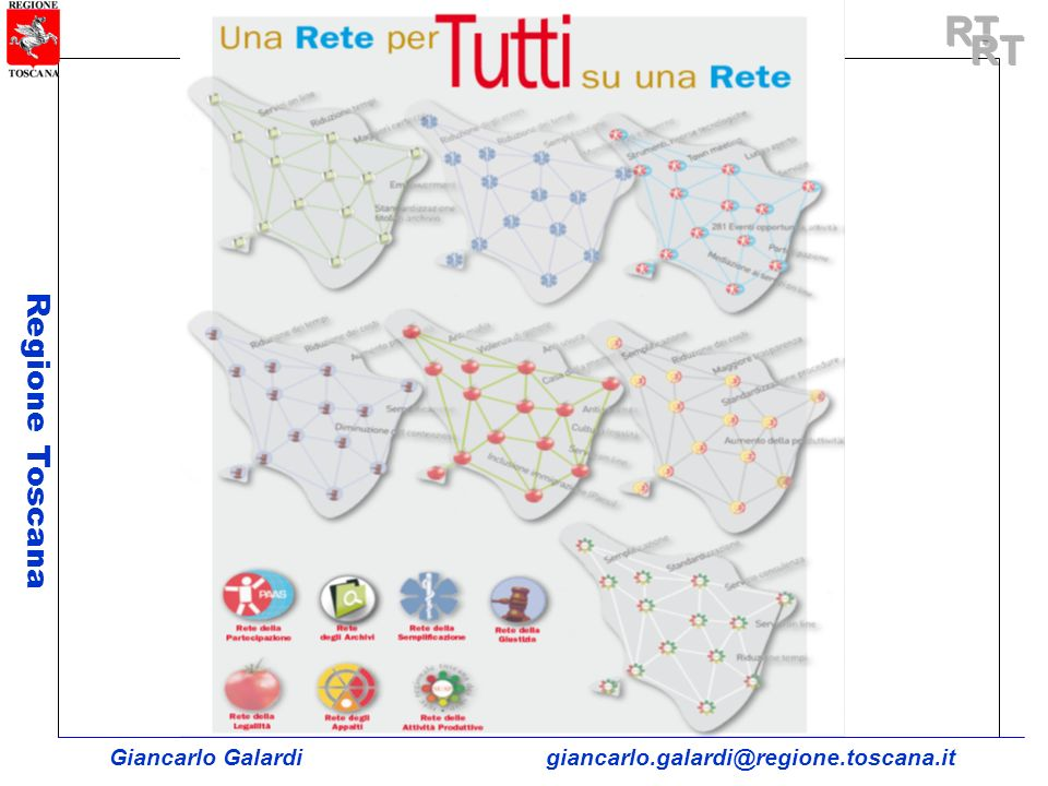 RT RT Regione Toscana Giancarlo Galardi giancarlo.galardi@regione.toscana.it