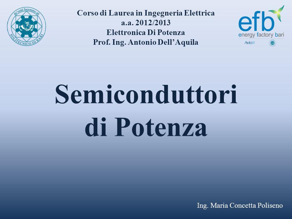 Semiconduttori di Potenza