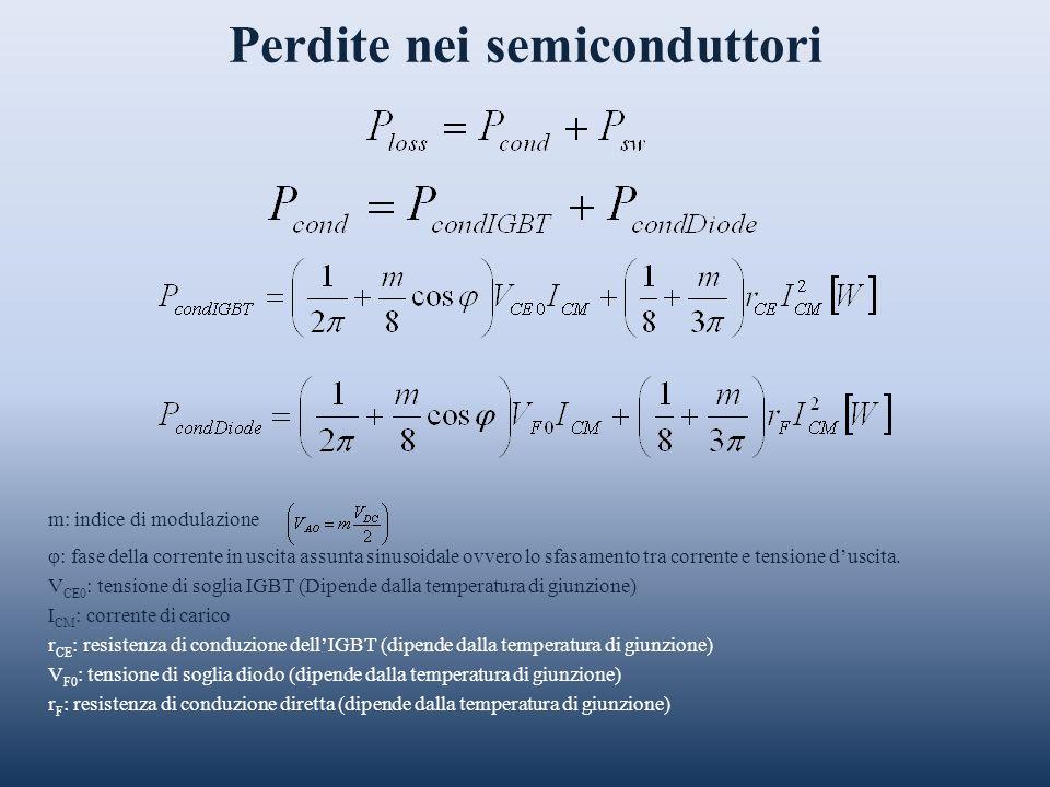 Perdite nei semiconduttori
