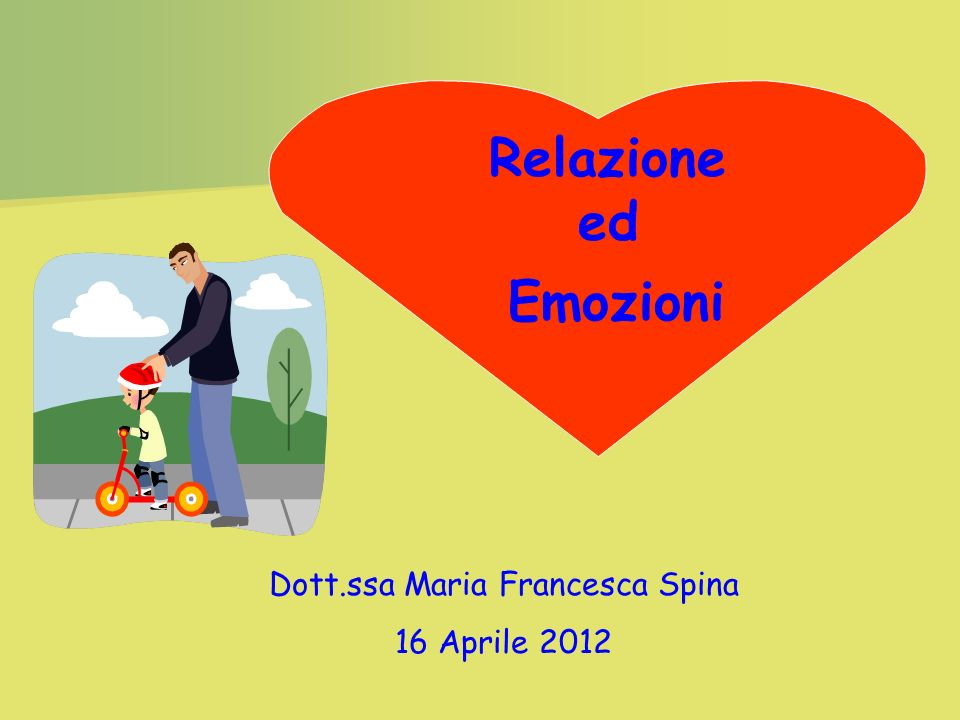 Dott.ssa Maria Francesca Spina