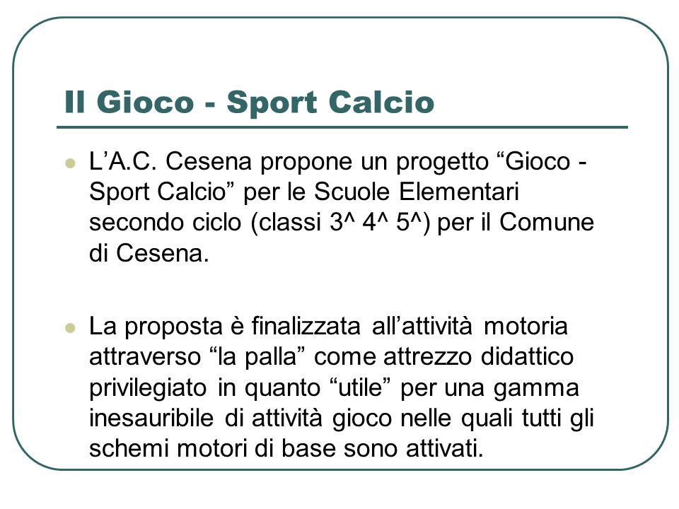 Il Gioco - Sport Calcio