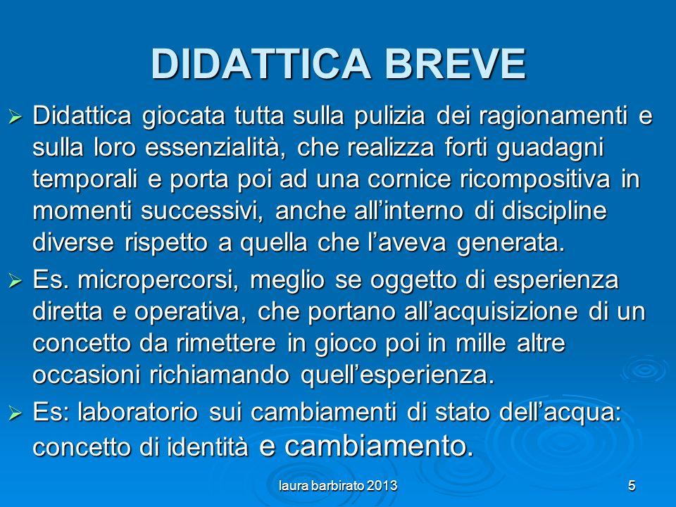 DIDATTICA BREVE