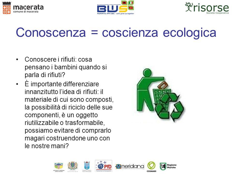 Conoscenza = coscienza ecologica