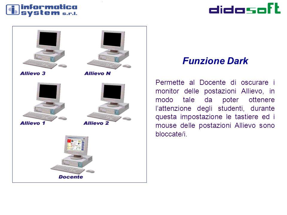 Funzione Dark