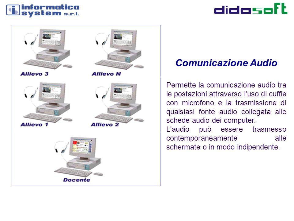 Comunicazione Audio