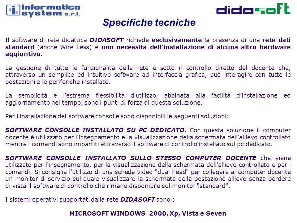 MICROSOFT WINDOWS 2000, Xp, Vista e Seven