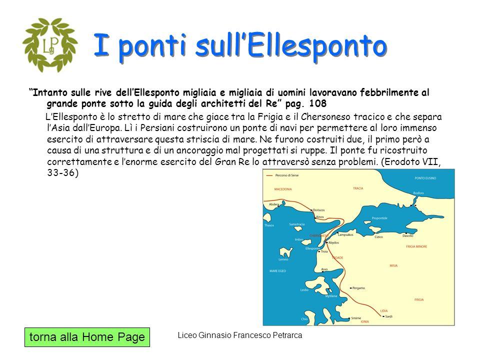 I ponti sull'Ellesponto