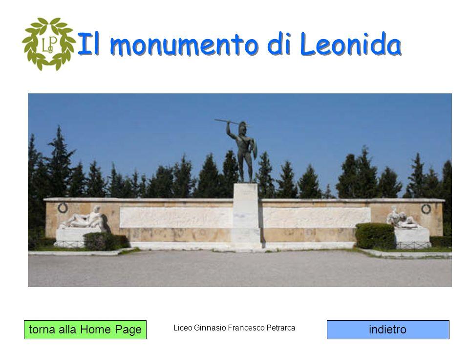 Il monumento di Leonida