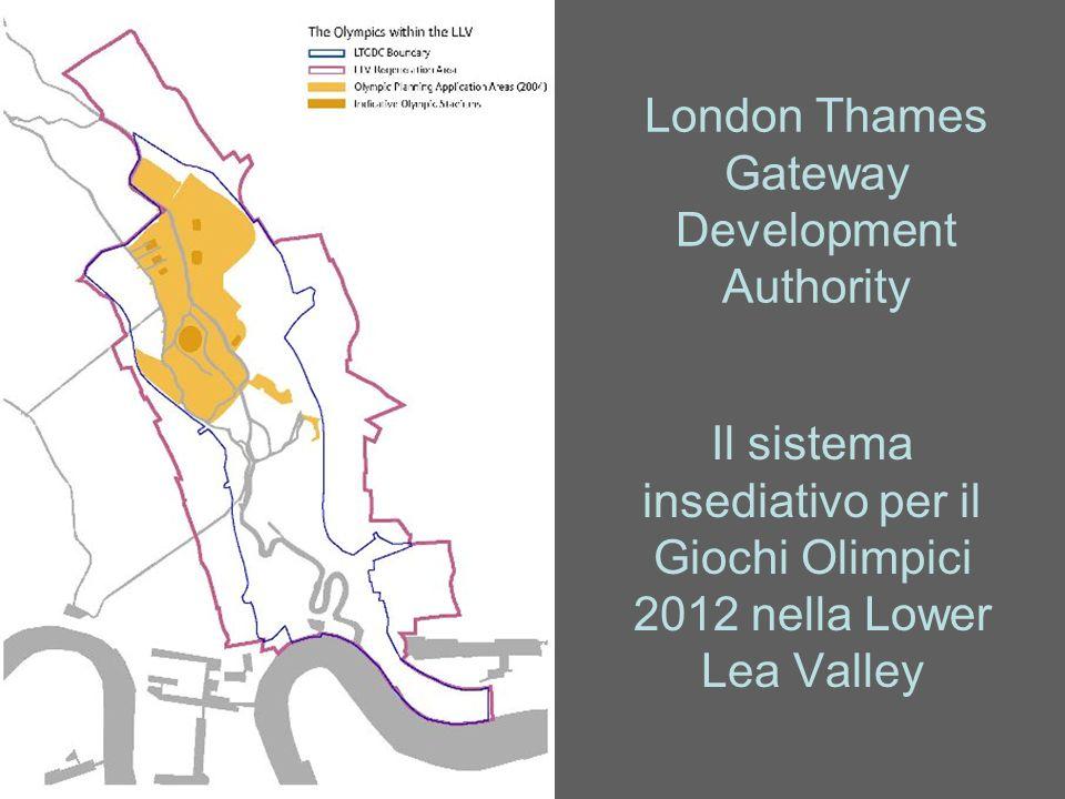 London Thames Gateway Development Authority