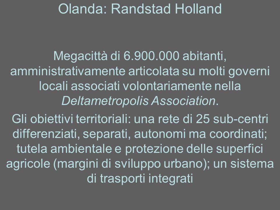 Olanda: Randstad Holland