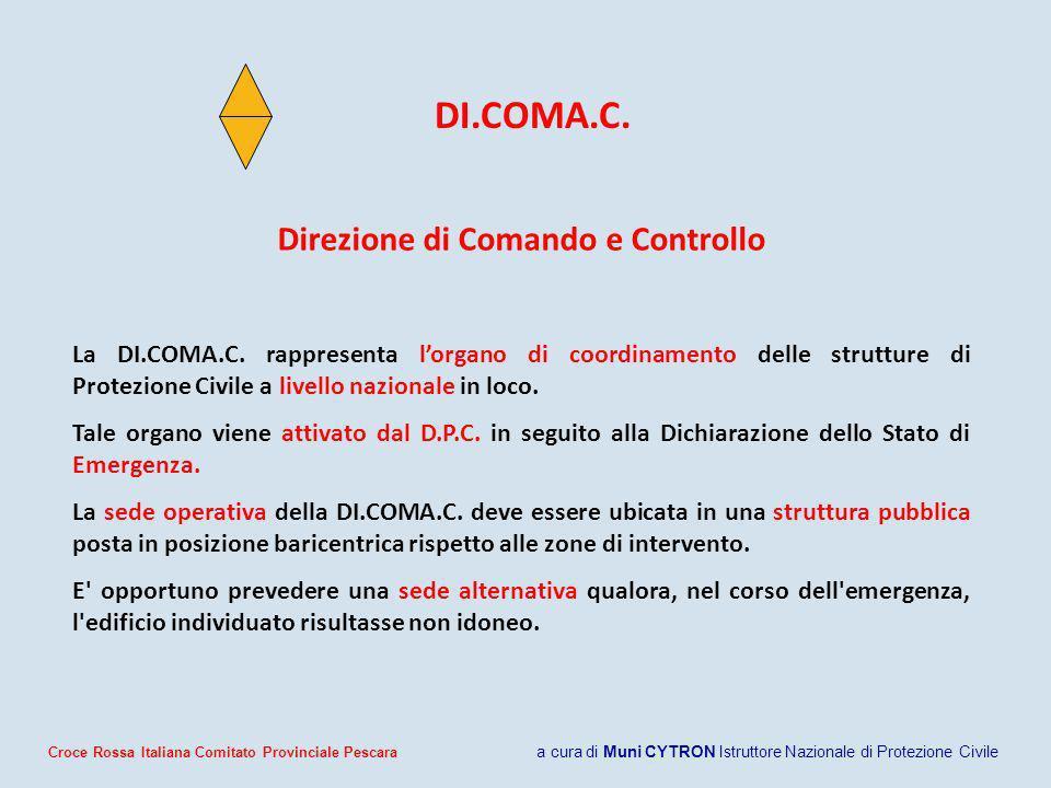 Direzione di Comando e Controllo