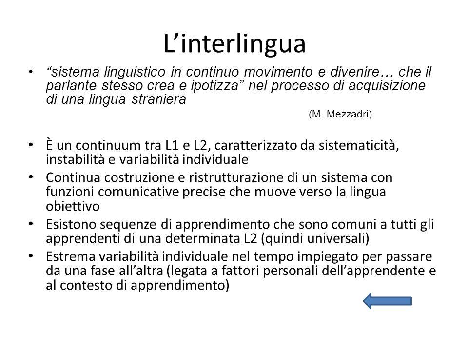 L'interlingua