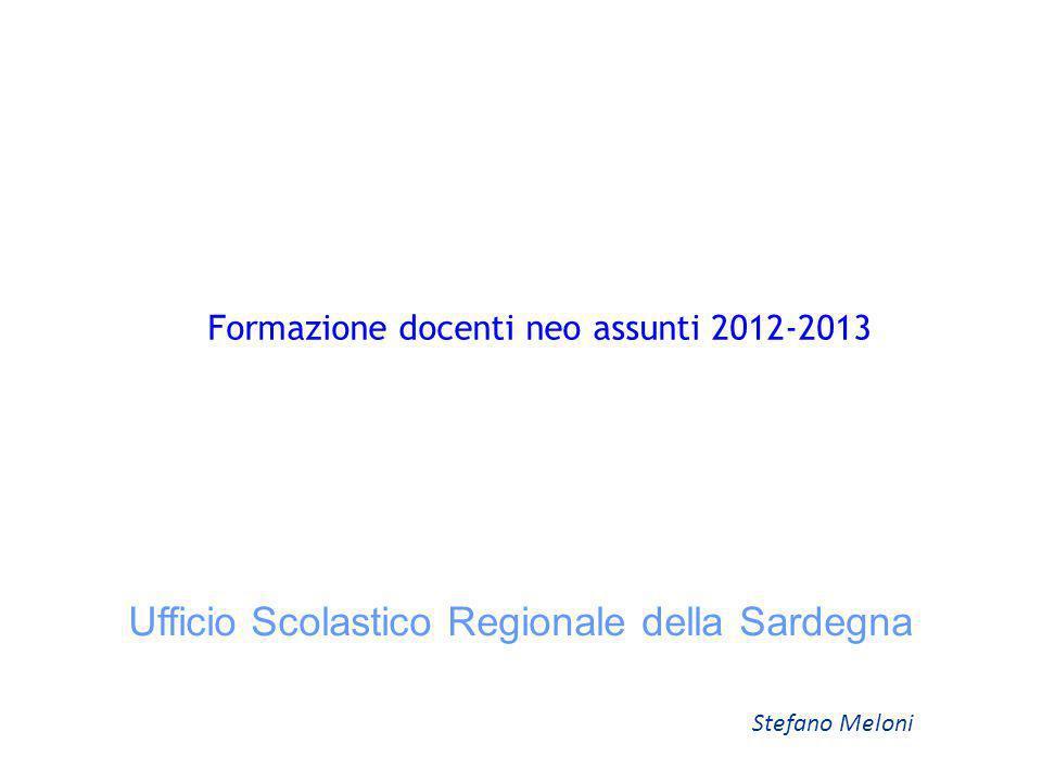 Ufficio Scolastico Regionale della Sardegna