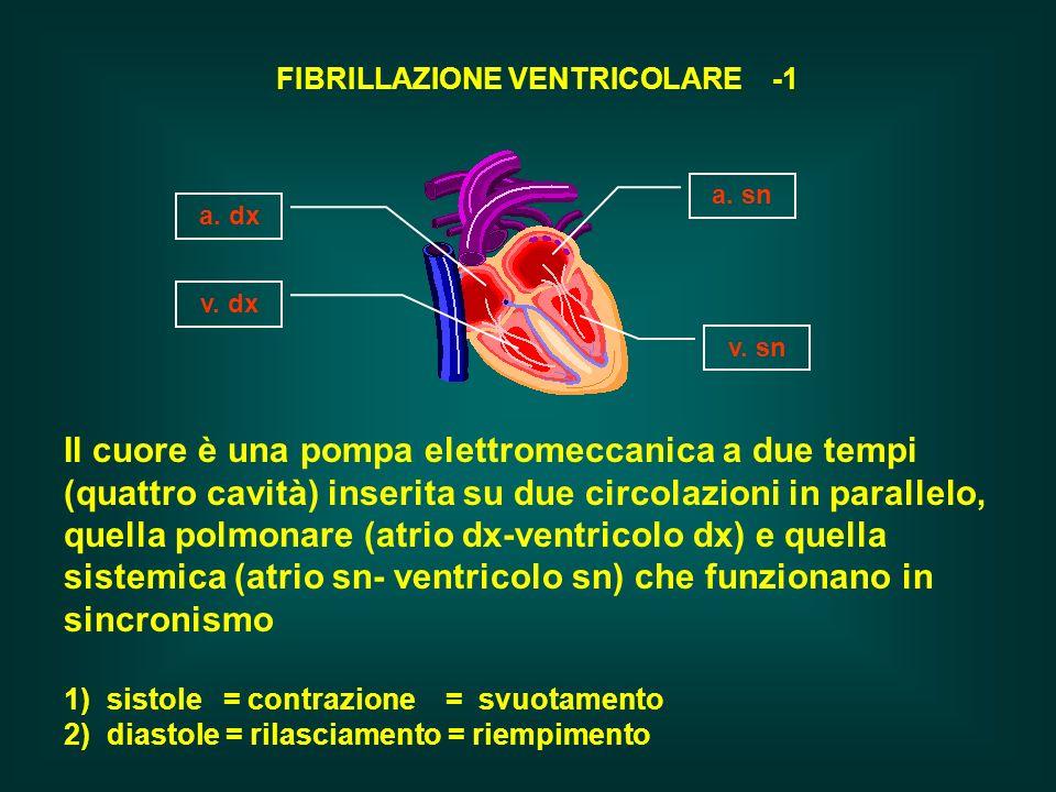 FIBRILLAZIONE VENTRICOLARE -1