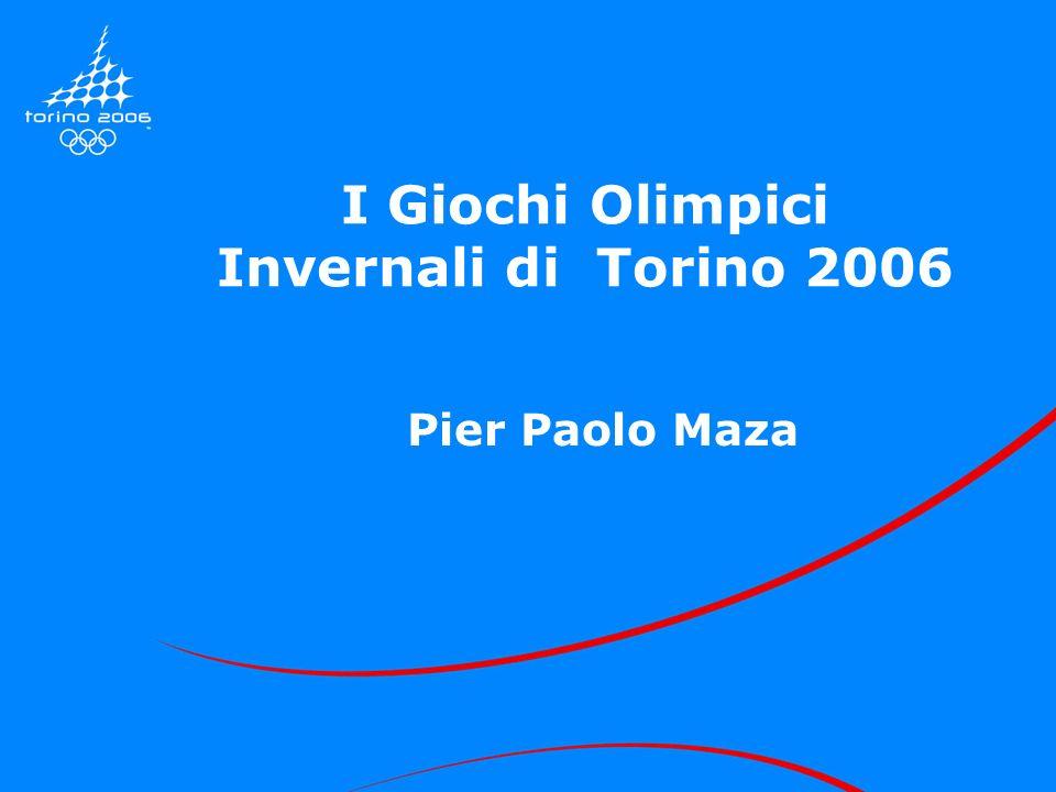 I Giochi Olimpici Invernali di Torino 2006