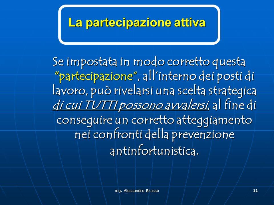 La partecipazione attiva
