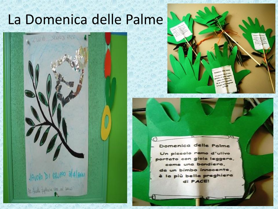 La Domenica delle Palme