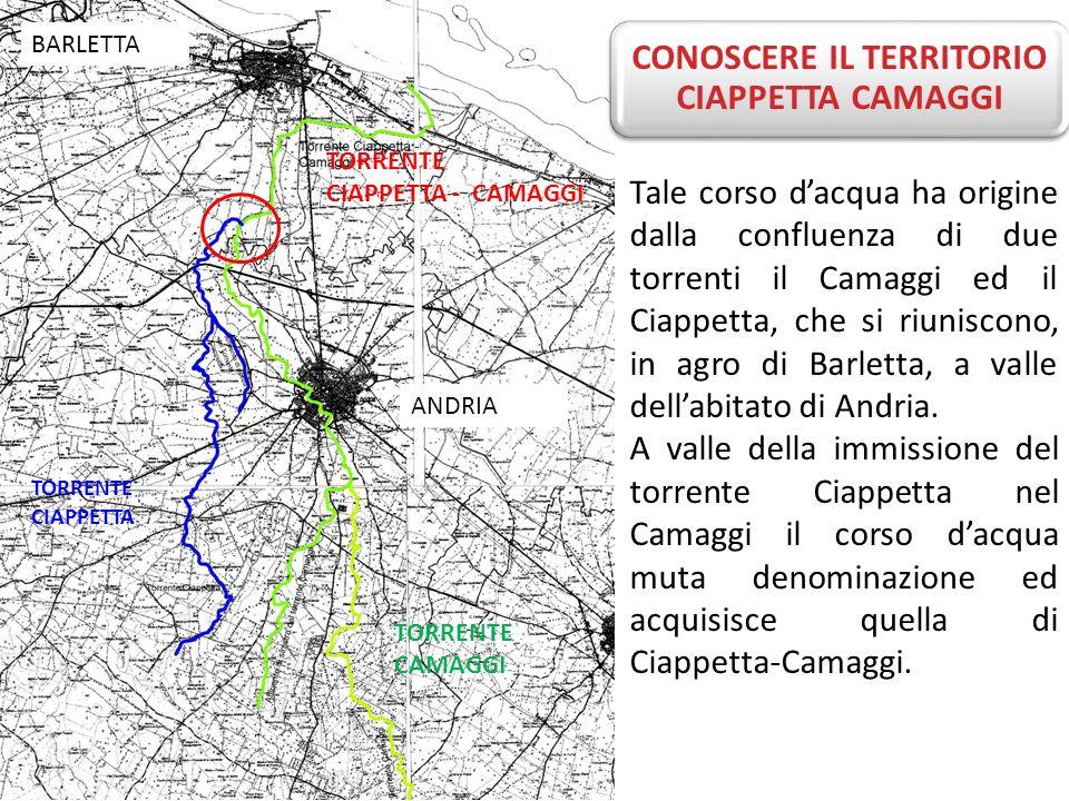 CONOSCERE IL TERRITORIO CIAPPETTA CAMAGGI