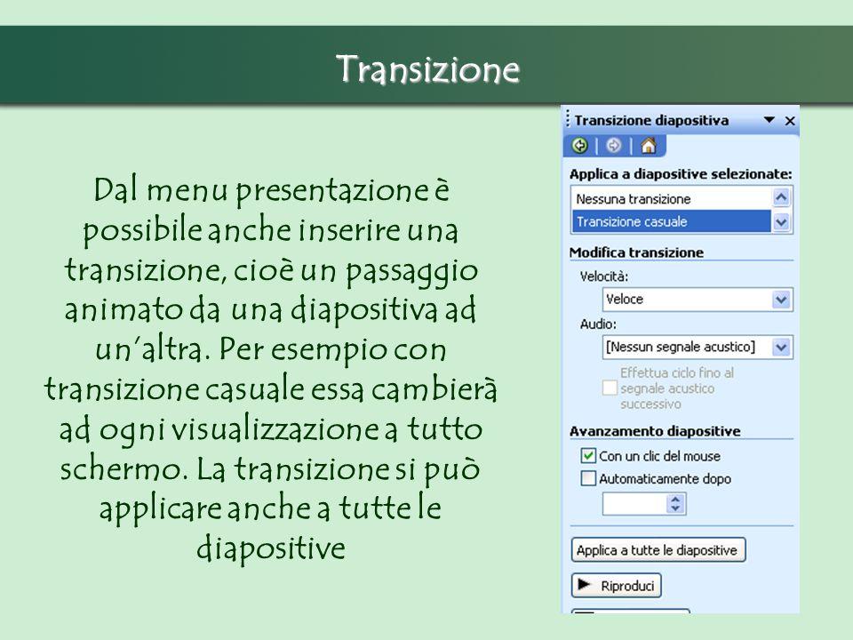 Transizione