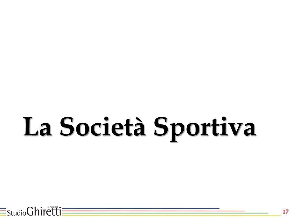 La Società Sportiva