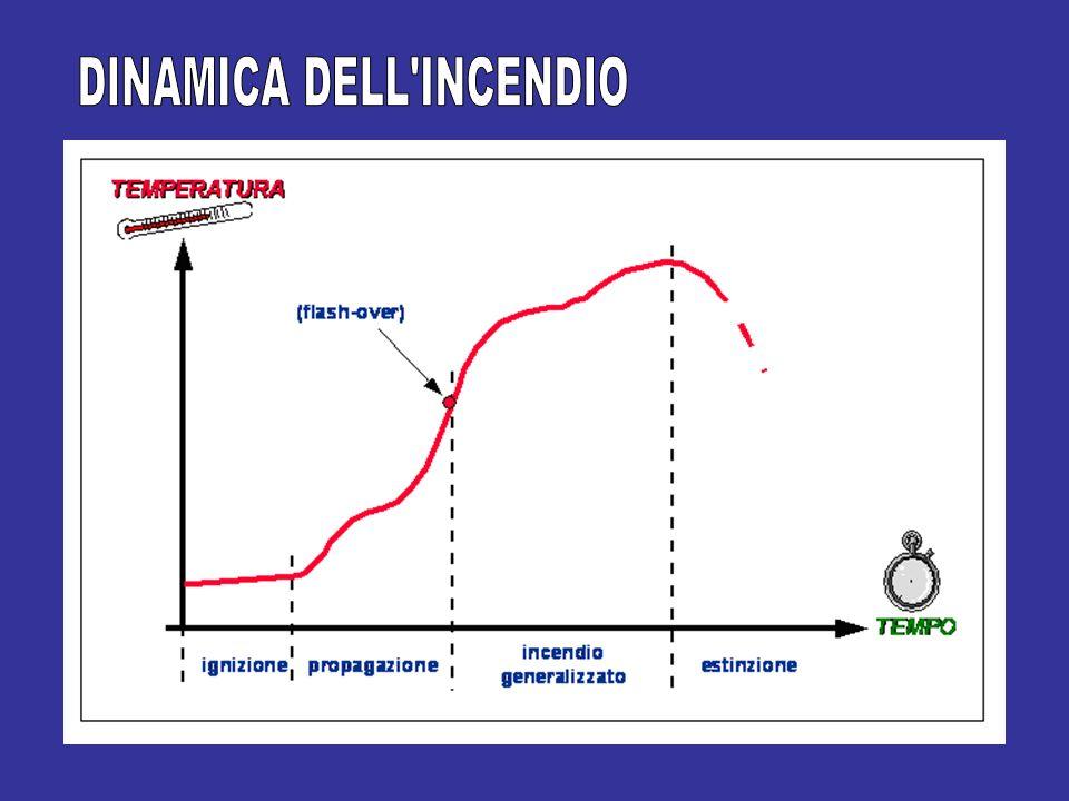 DINAMICA DELL INCENDIO