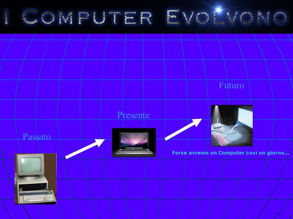 Futuro Presente Passato Forse avremo un Computer così un giorno…