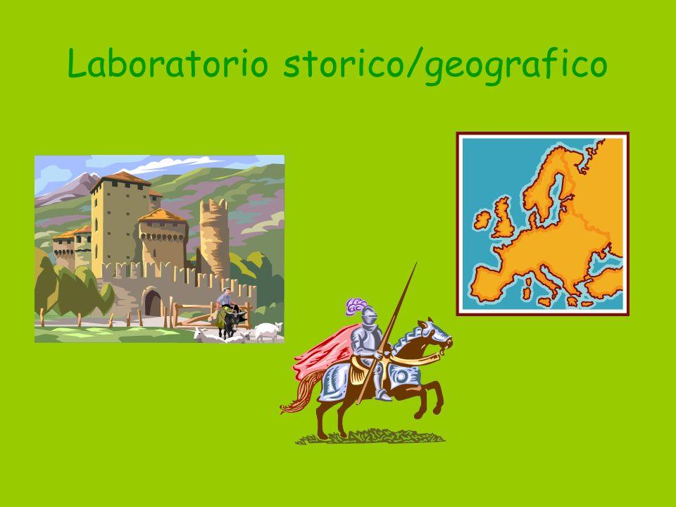 Laboratorio storico/geografico