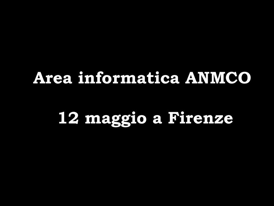 Area informatica ANMCO