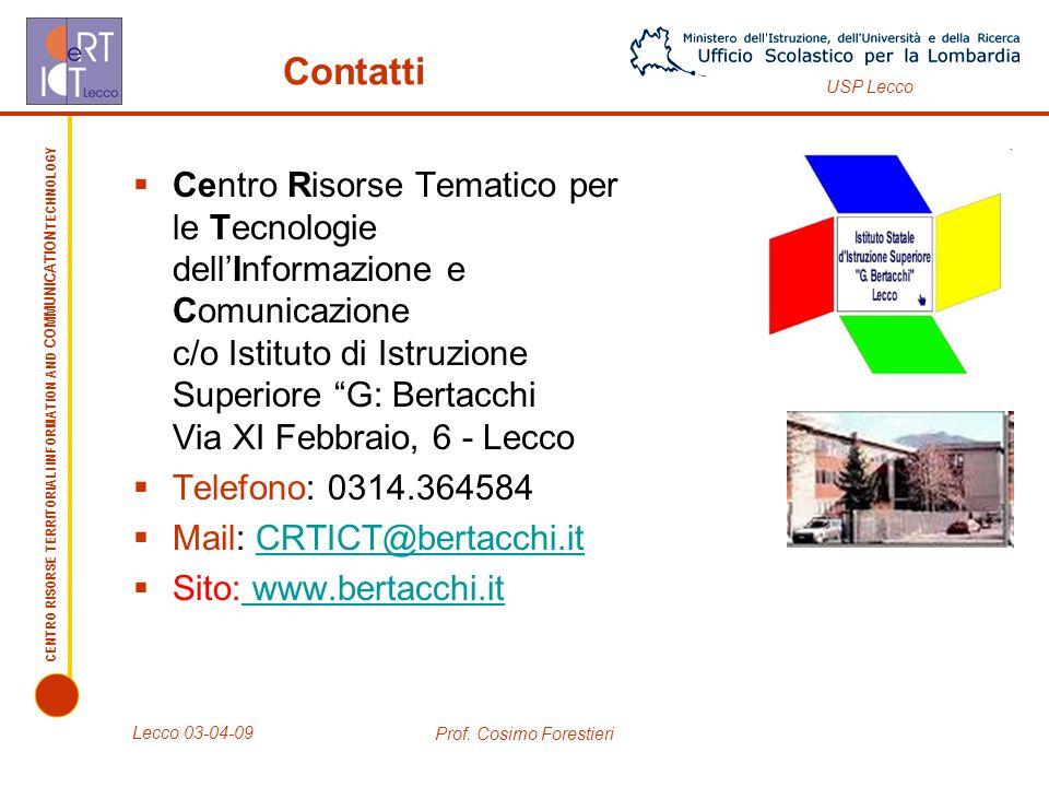 Prof. Cosimo Forestieri