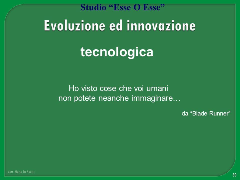 Evoluzione ed innovazione