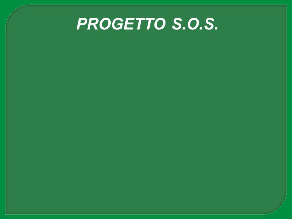 PROGETTO S.O.S.