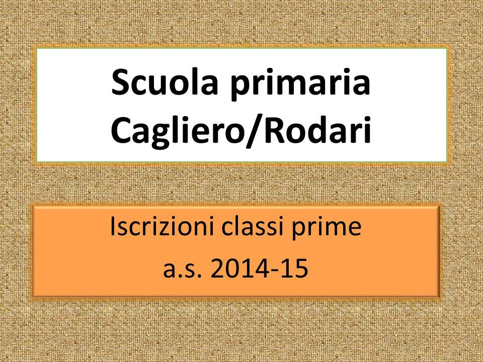 Scuola primaria Cagliero/Rodari