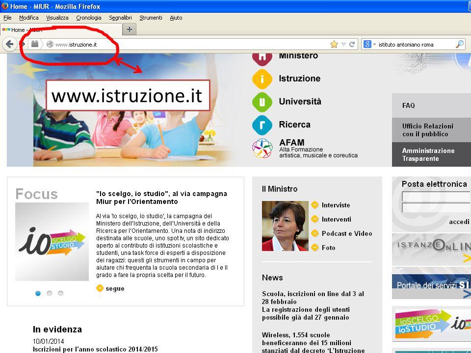www.istruzione.it