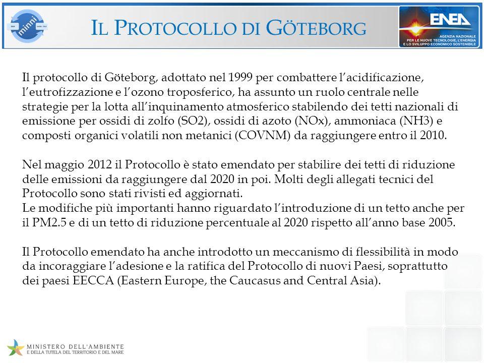 Il Protocollo di Göteborg